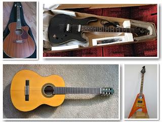 гитары средней ценовой категории