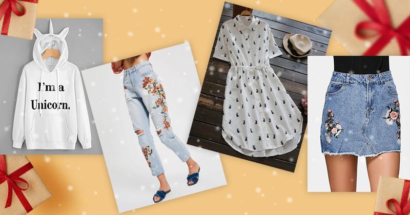 Wishlist Fashion de Natal com Produtos em Sale!