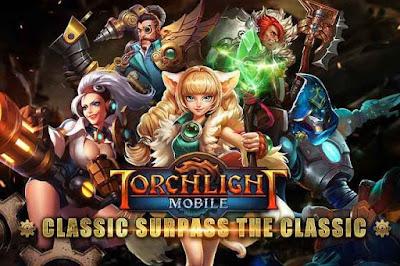Torchlight The Legend Continues Mod Apk Terbaru v1.5