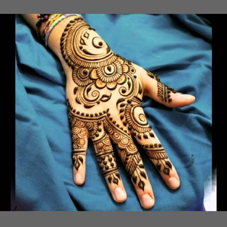 Arabic Mehndi Designs Gallery