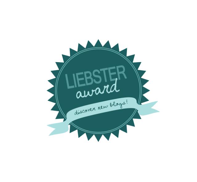 TAG - Liebster Award