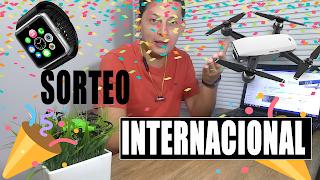 SORTEO Internacional | Tú Puedes Ser El GANADOR !