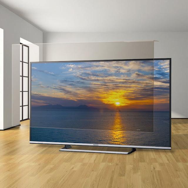 غطاء حماية شاشة تلفزيون 82 بوصة