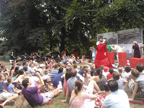 Alice in Wonderland at Opera Holland Park