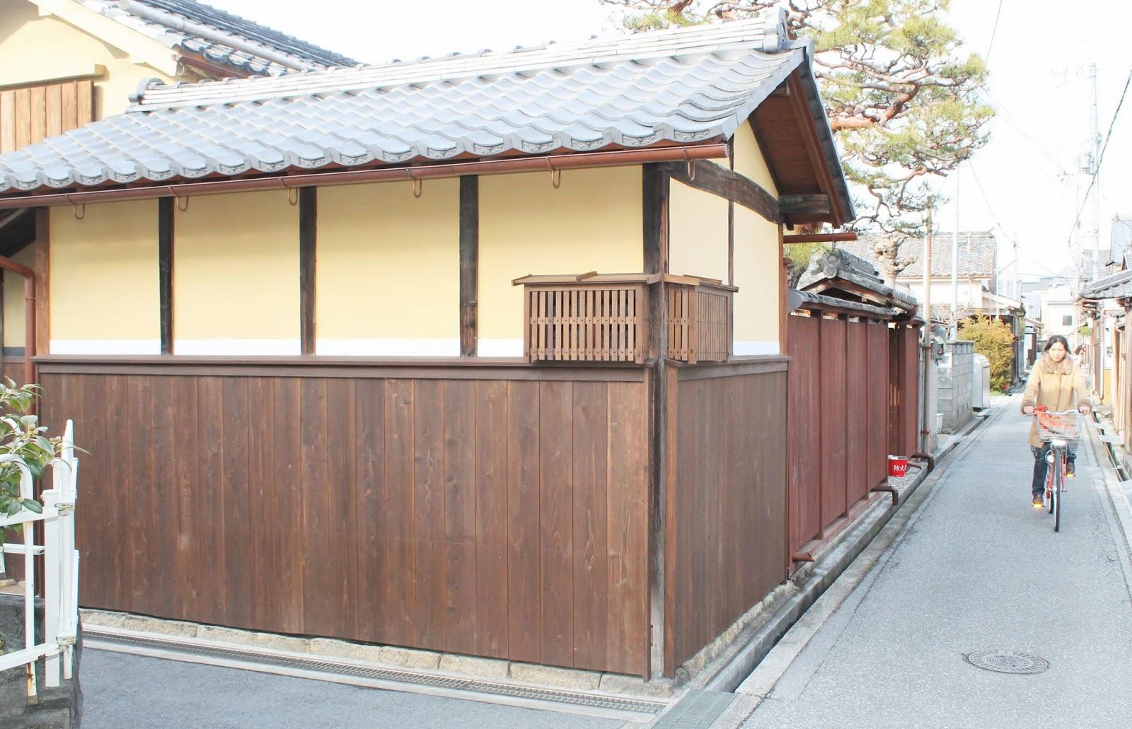 滋賀彦根新聞: 善利組足軽屋敷の...