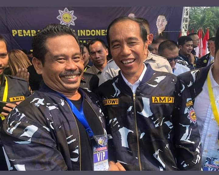 Nurhadi-Aldo dan Jokowi