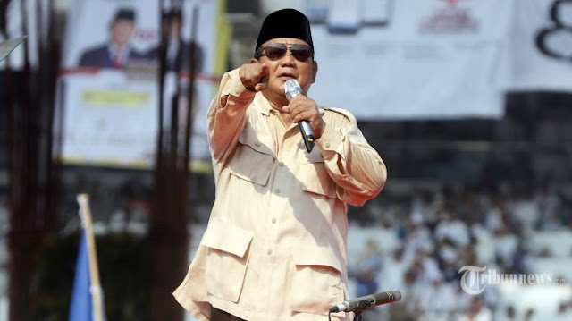 Prabowo Sindir Temuan Surat Suara di Malaysia: Belum Mulai Kok Sudah Mulai Nyoblos?