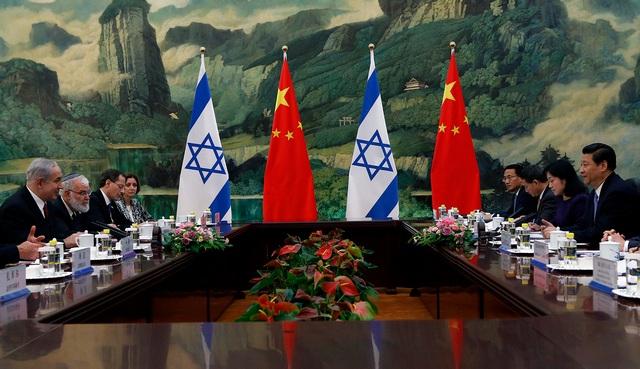 Ketika Israel, Anak Emas Amerika Serikat, Jatuh ke Pelukan China