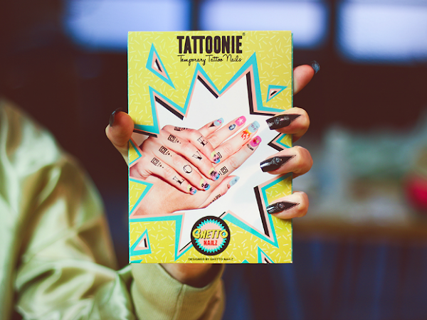TATTOONIE & GHETTO NAILZ: ¡SORTEO!