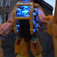 "El Power Loader de ""Aliens"", convertido en un cosplay ""legendario"""