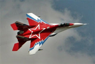 MIG-35 FULCRUM F - Multirole Fighter