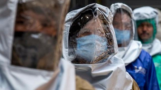 Ελλάδα: Φόβοι για ραγδαία αύξηση των κρουσμάτων - Μάσκες παντού - Θα κλείσουν τα beach bar;