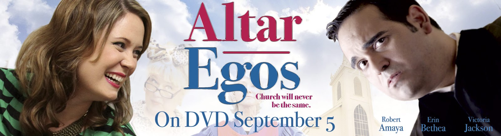 GIVEAWAY: Altar Egos on DVD