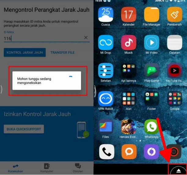 Cara Jitu Duplikat Layar Android Pacar Ke Ponsel Kamu 3