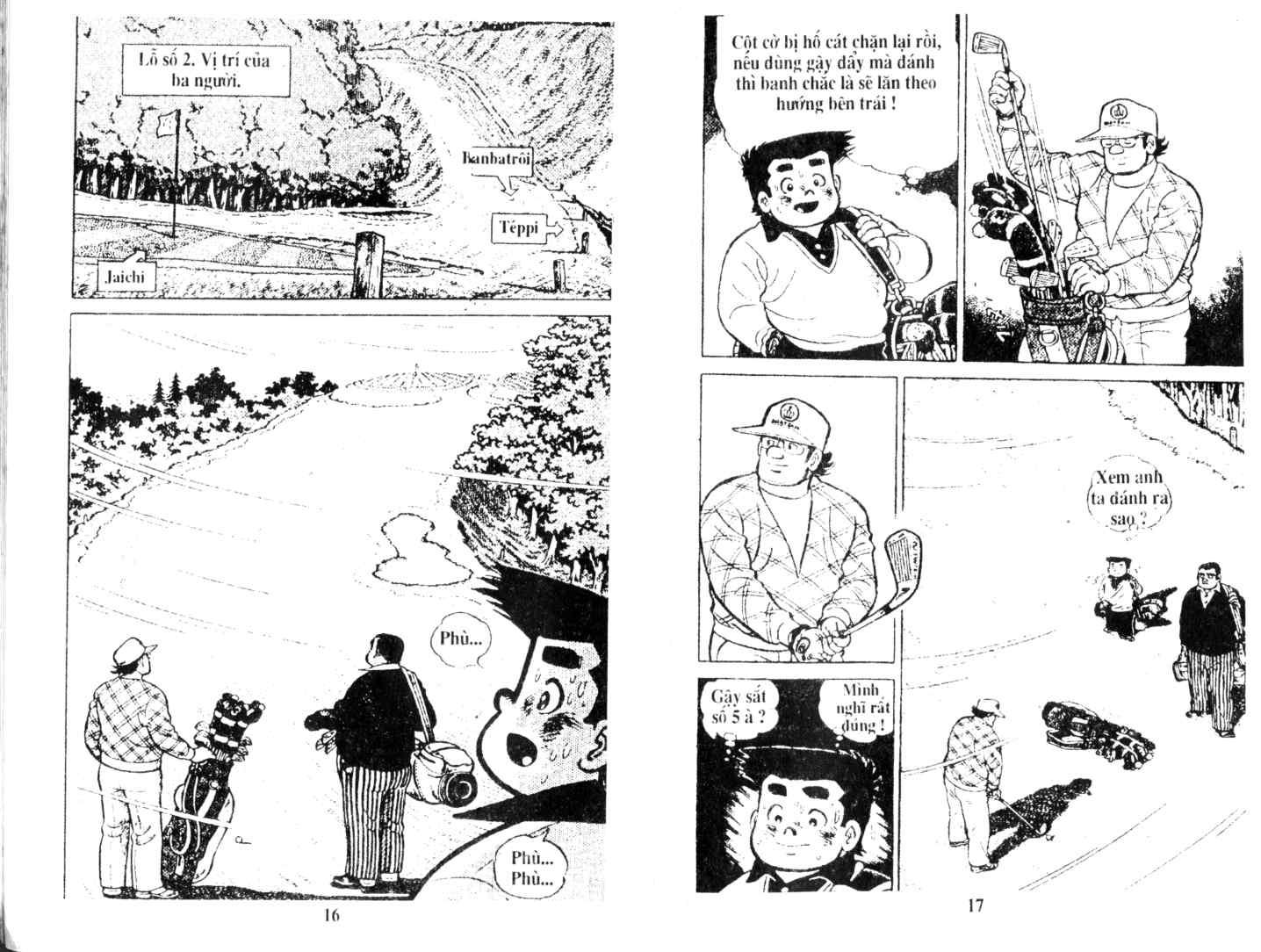 Ashita Tenki ni Naare chapter 16 trang 7