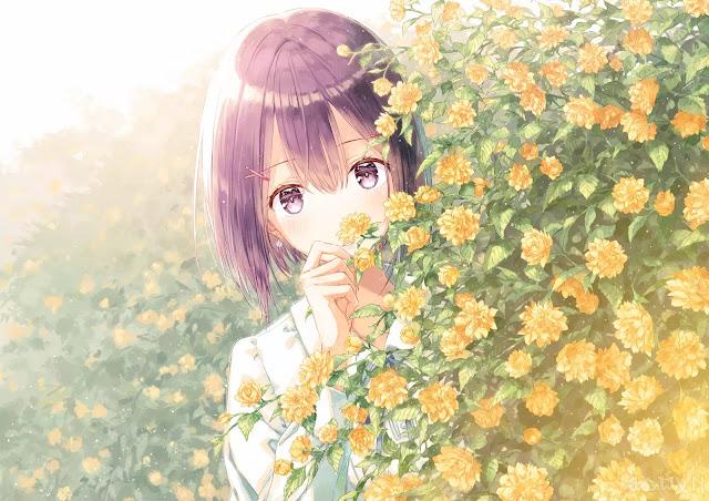 49 AowVN.org m - [ Hình Nền ] Anime Tuyệt Đẹp by HitenKei | Wallpaper Premium