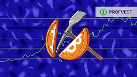 Новости рынка криптовалют за 03.05 - 12.05 2020 года. Состоялся халвинг биткоина