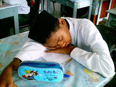 Abu Naum, Istilah Untuk Santri Raja Tidur
