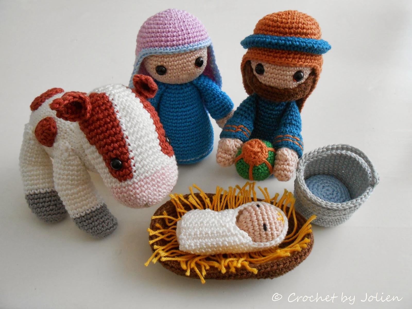 Crochet By Jolien Kerststal