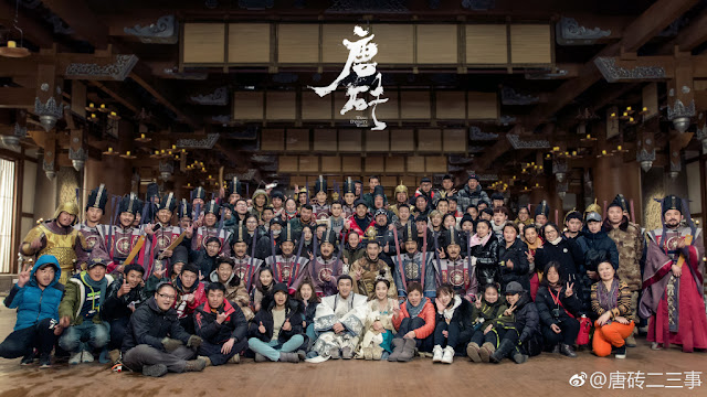 Tang Dynasty Tour filming complete