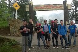 Perjalanan Jewita mendaki Gunung Ungaran di Liburan Imlek