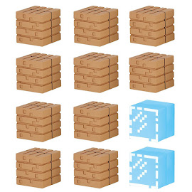Minecraft Bandai Wood Planks & Glass Other Figure