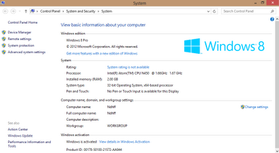 Windows 8.1 Product Key List | Aziz Rahman - Academia.edu