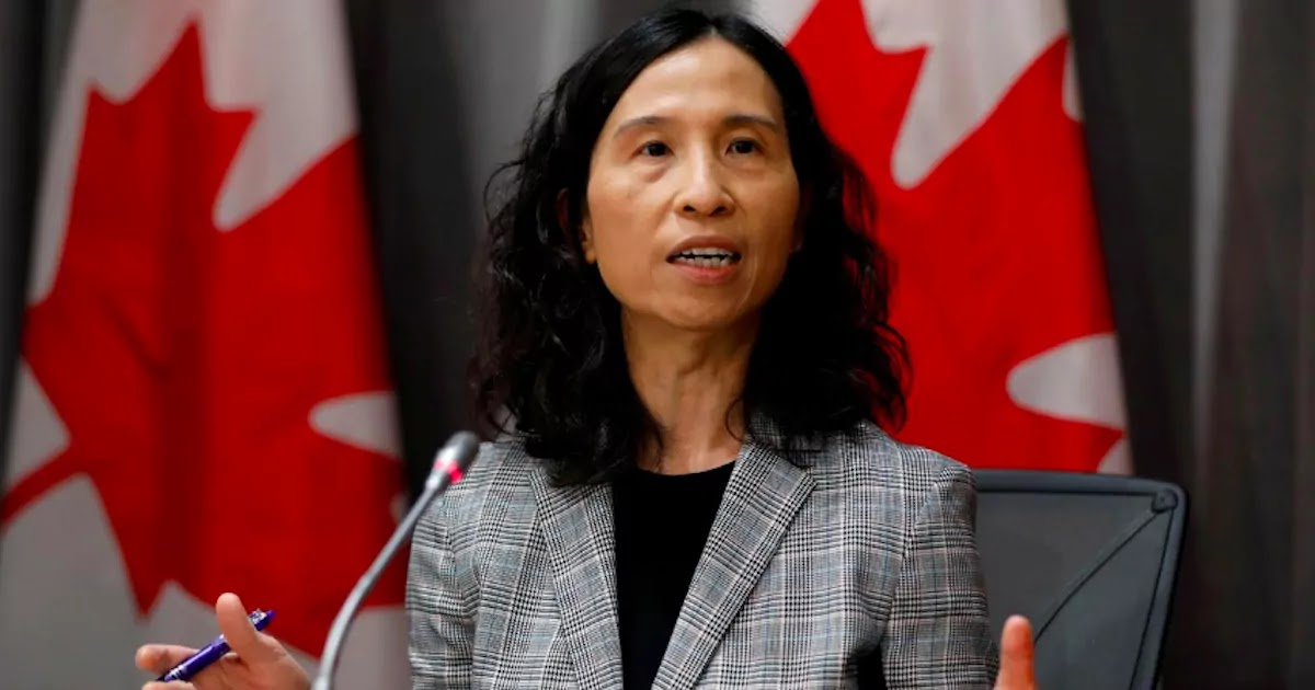 'Wear A Mask While Having Sex' Says Canada's Chief Medical Officer