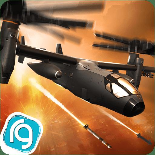 Drone Air Assault - VER. 2.2.133 Infinite (Cash - Gold - Gems) MOD APK