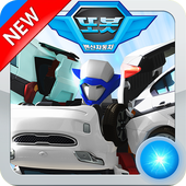 Super x Tobot Evolution Galaxy Battle MOD APK v1.0 for Android Original Version Terbaru 2018