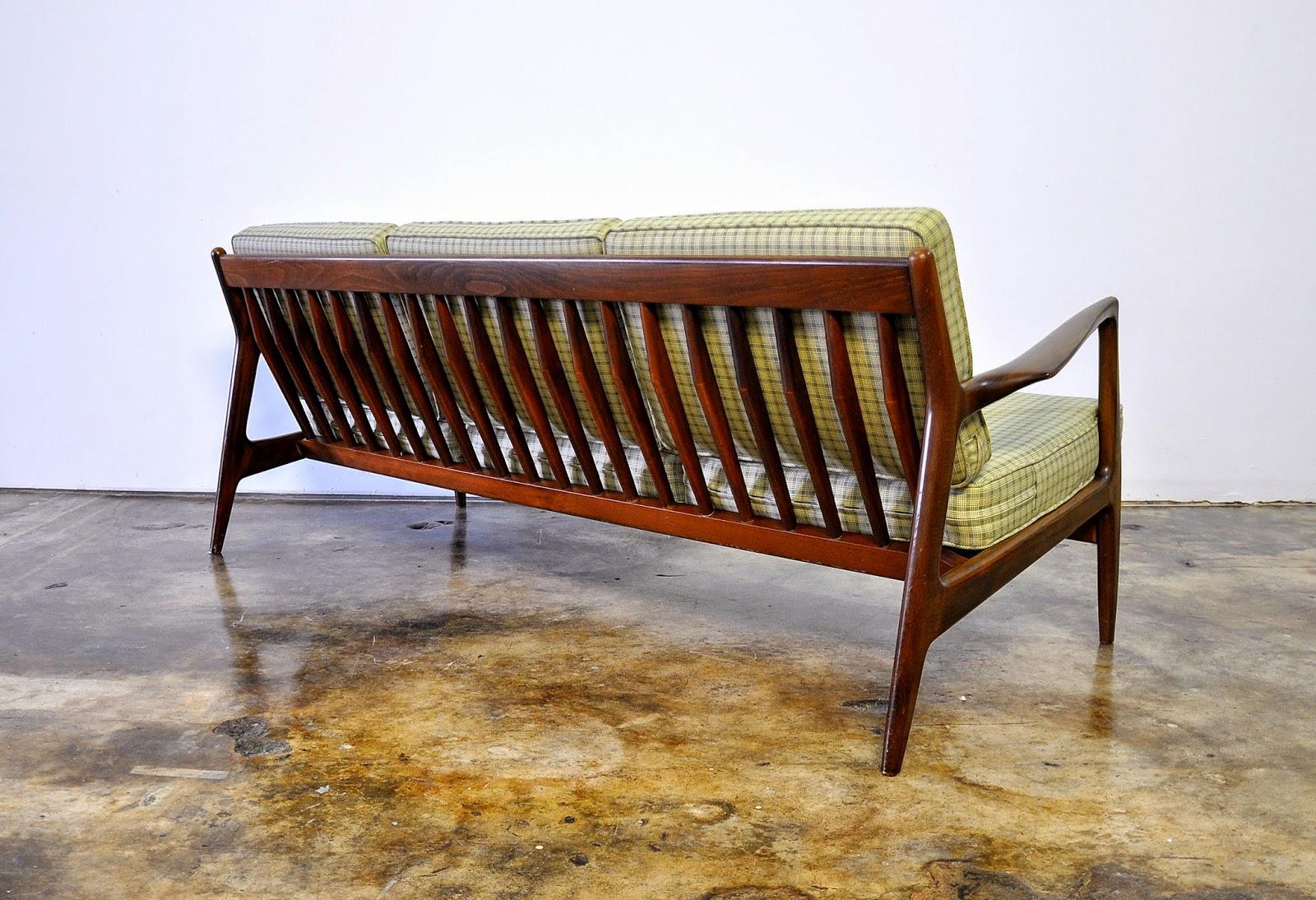 Select Modern Ib Kofod Larsen Sofa