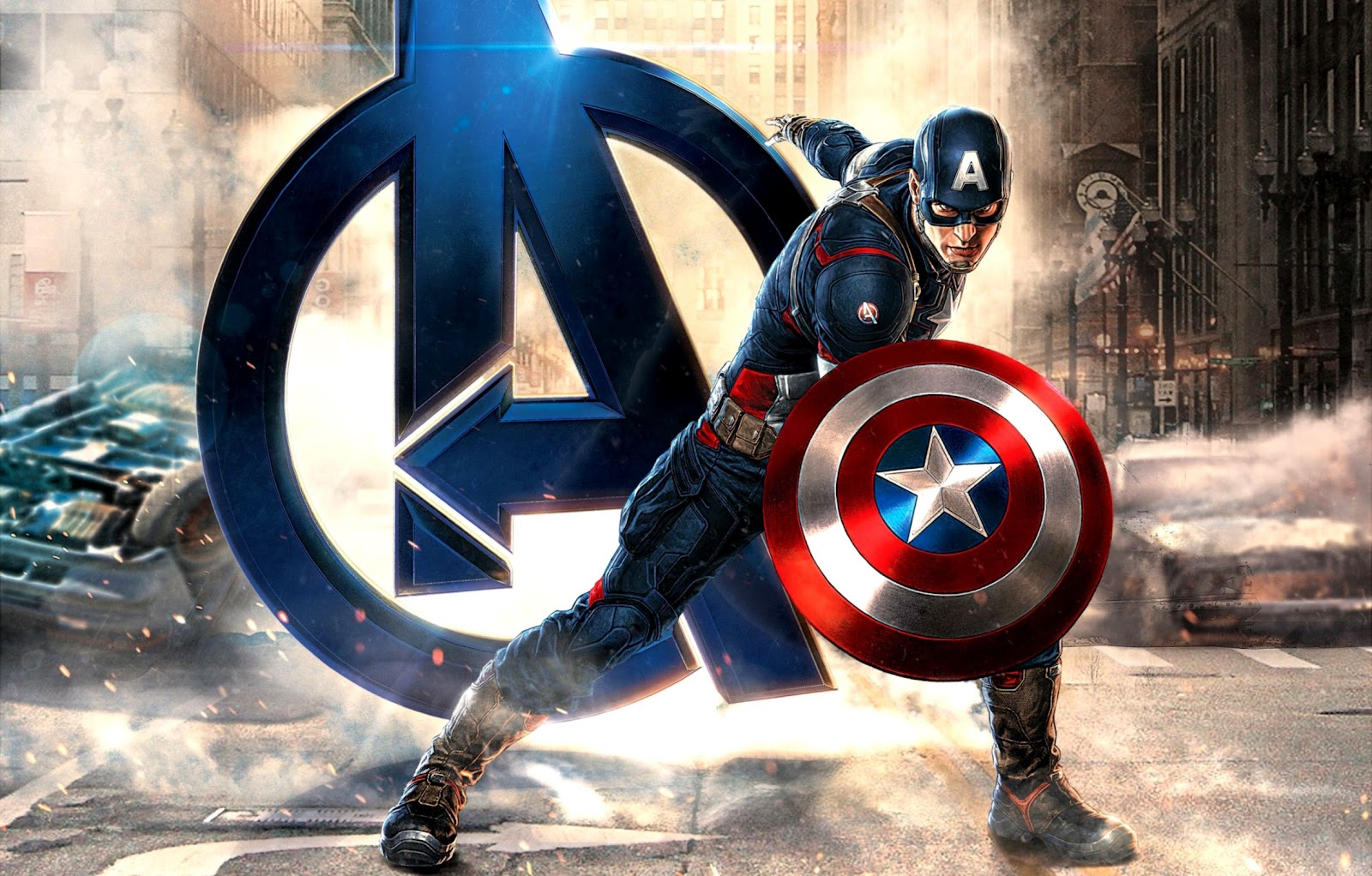 Captain America First Avenger Hd Wallpapers Movie