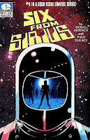 Portada de Six from Sirius-Epic