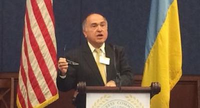 Колишній глава Світового конгресу українців закликав США ввести санкції проти Луценка