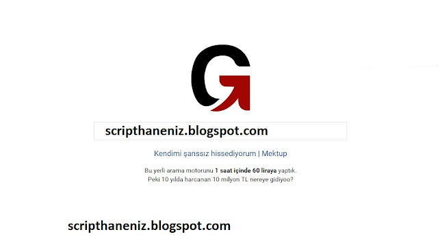 Php Google Arama Scripti İndir 2017
