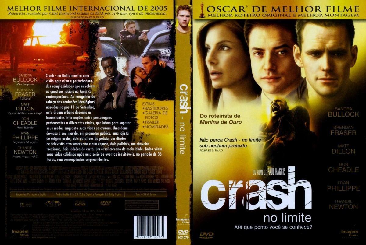 crash no limite dublado