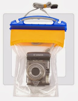 484640d26b E-merse Waterproof Camera Bag- E-Merse™ Clear Dry Cam cases offer great  camera protection and allow you to take pictures and operate point   shoot  cameras ...