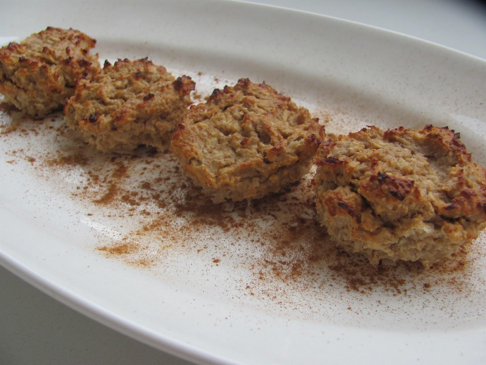 Size Zero Rezepte Cleane Apfelmuffins zum Frühstück Woche 1 2