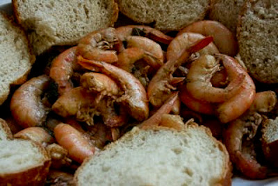 Slow-Cooker Barbecued Shrimp