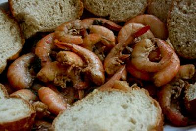 Slow-Cooker Barbecued Shrimp
