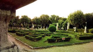 Villa borghese jardim italiano - Villa Borghese com guia em português