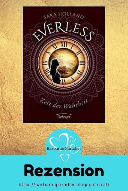 Buchrezension #266 Everless 2 - Zeit der Wahrheit von Sara Holland