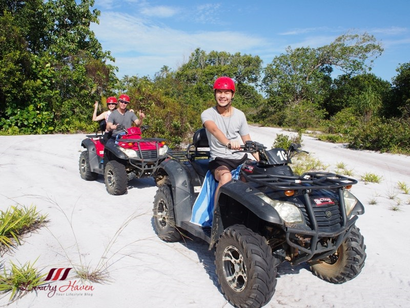 bintan resorts travel wanderlust atv jungle trail