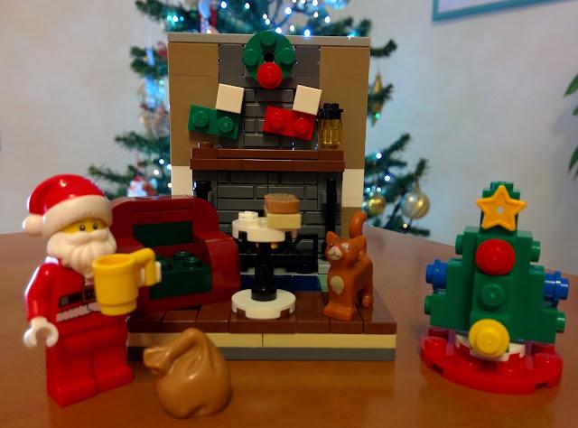 Set LEGO 40125