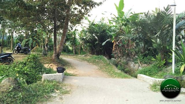 Tanah Kavling dekat Pasar Sleman