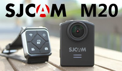 SJCAM M20 Firmware Download