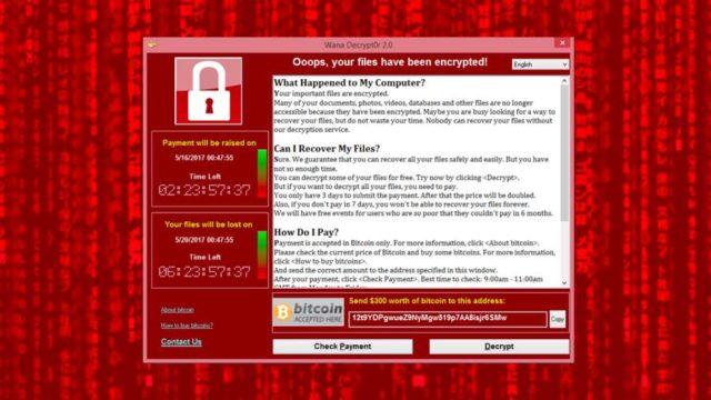 ¿Cómo protegerse del ransomware WannaCry?
