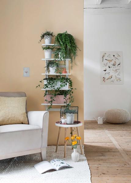 Rincones bonitos con estanterias low cost decoraci n - Estanterias low cost ...