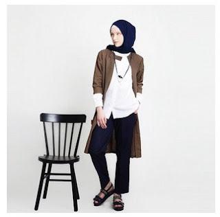 Inspirasi Model Gaya Hijab Modern Simple untuk Dikenakan Sehari-hari