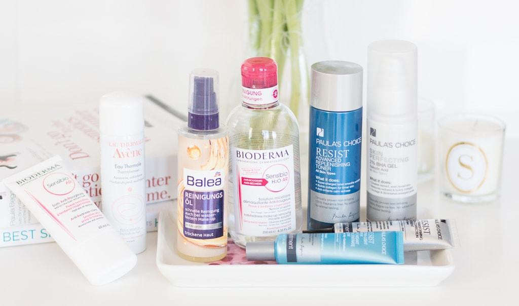 Favoriten immer wieder nachgekauft Hautreinigung und Pflege